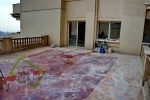 (1)Roof Garden Niavaran