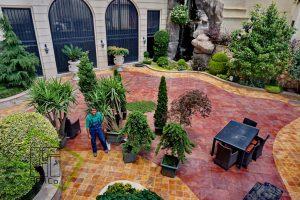 Roof Garden Niavaran (14)