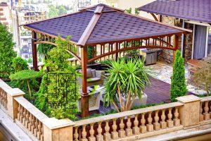 Roof Garden Niavaran (25)