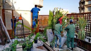 Roof Garden shariati (17)