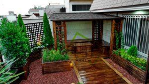 Roof Garden shariati (23)