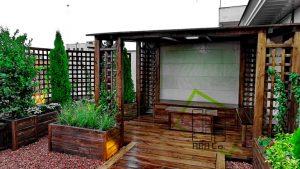 Roof Garden shariati (32)