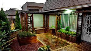 Roof Garden shariati (43)