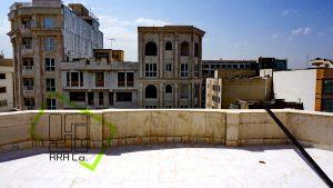 Roof Garden shariati (5)