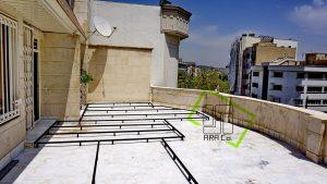 Roof Garden shariati (6)