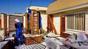 Roof Garden shariati (9)