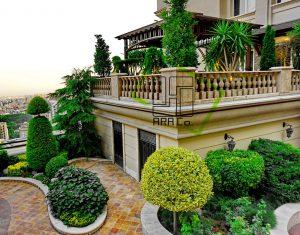 roof garden Niavaran